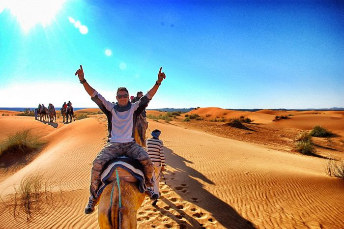 MOROCCO DESERT TOUR 7 Days-6 Nights