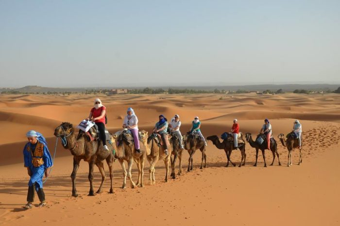 EXPRESS DESERT TOUR OF MOROCCO – 3 Days / 2 nights